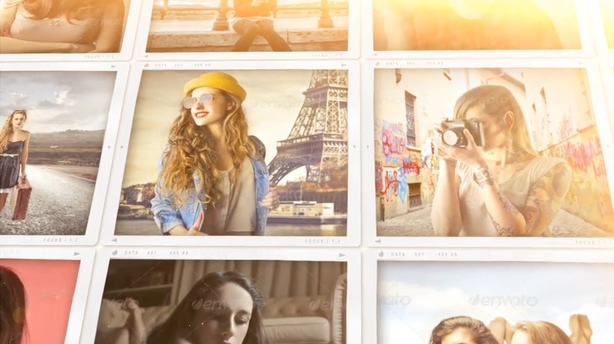 多幅照片点击展示演绎温馨记忆相册,温馨,婚礼