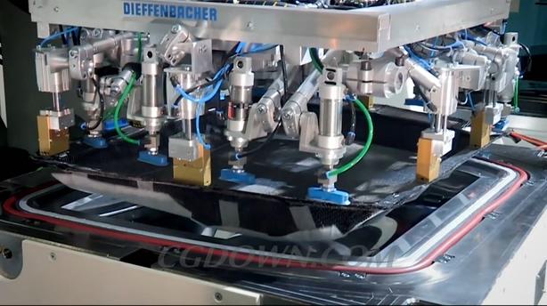科技医疗探索研究包装电路板电子高清视频素材视频素材