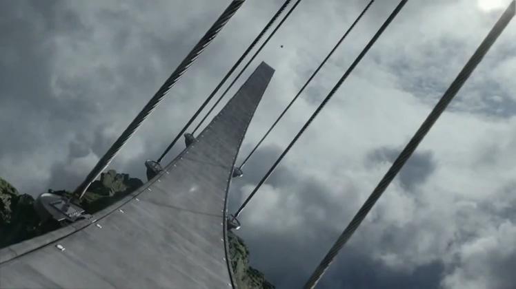 快速竞技速度汽车广告奥迪TT视频素材