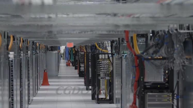科技公司机房数据中心存储方案