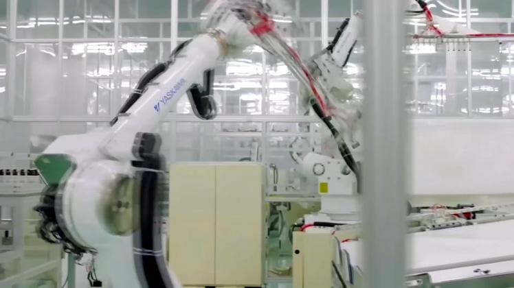 中国北京科技发展崛起视频