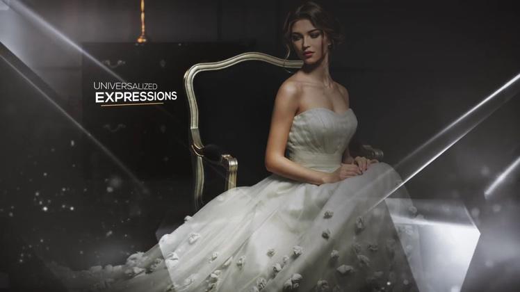 奢华,玻璃,镜面,质感,遮罩,璀璨,颁奖,盛典视频素材