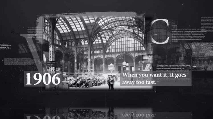 复古,历史,记忆,时间线,大事记视频素材