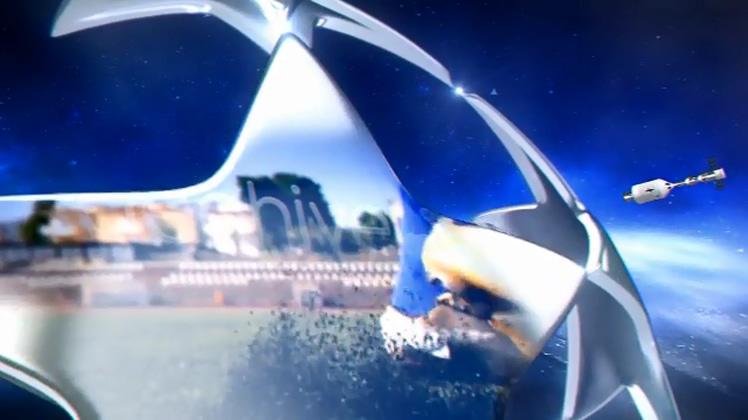 足球,比赛,足球绿茵赛场比赛宣传AE模板片头视频素材