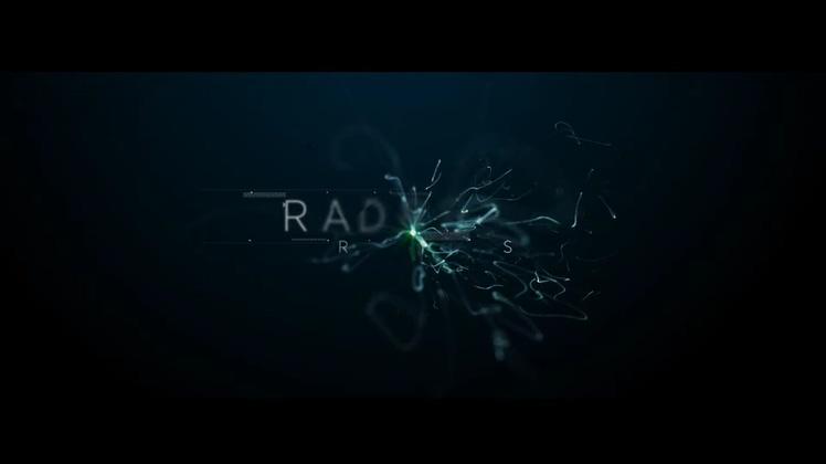 电影,预告,暗黑,科技,暗黑炫酷惊悚科技电影预告片段蒙太奇AE模板片头视频素材