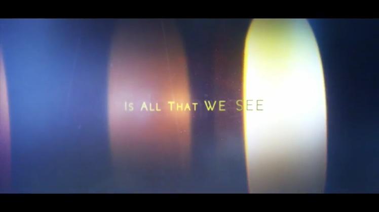 电影风格光效辉光耀斑宣传片头AE模板