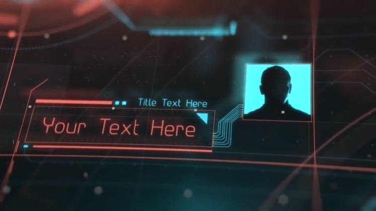 人物,游戏,任务,介绍,悬疑惊悚游戏人物任务介绍ae模板视频素材
