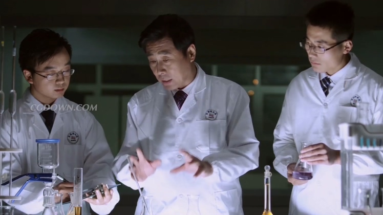 科学研发生物科技医学实验室培养高清视频素材