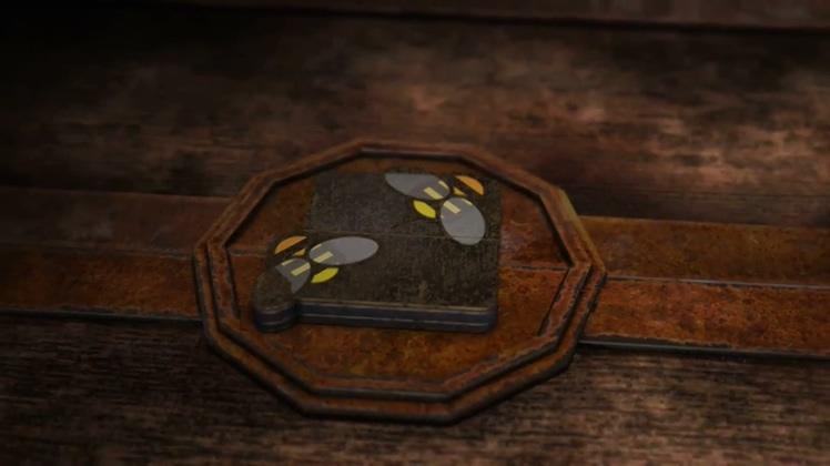 古老魔法打开盒子展现特效AE模板