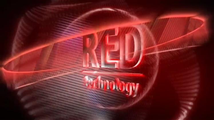 能量,电力,梦幻,科技,自媒体,科技梦幻能量咨询自媒体logo演绎Magnetic Spin Technology Logo视频素材