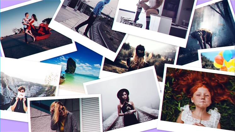 摄影,个人摄影作品自媒体小片头Photographic Intro视频素材