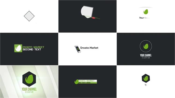 视频平台自媒体资讯业务介绍套装合集The YouTuber Pack