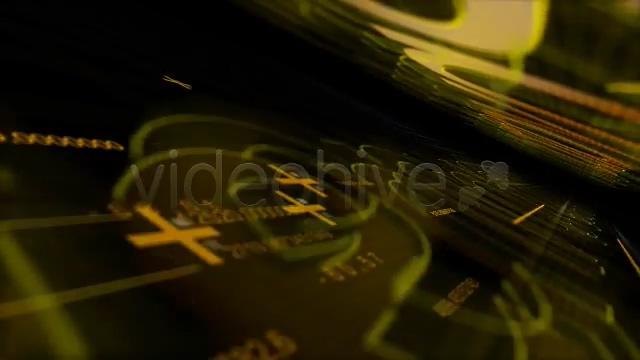 线条,科技,信号,财经,新闻,新闻资讯财经科技线条信号AE模板 Digital Technology Logo视频素材