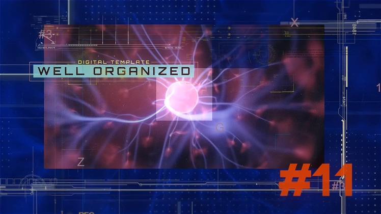 科技,线条,马赛克,科技线条变换马赛克特效AE模板视频素材