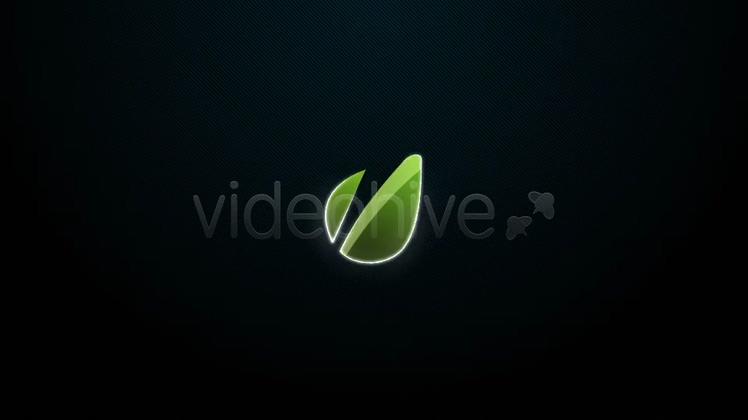 描边,能量,科技时尚描边能量logo片头视频素材