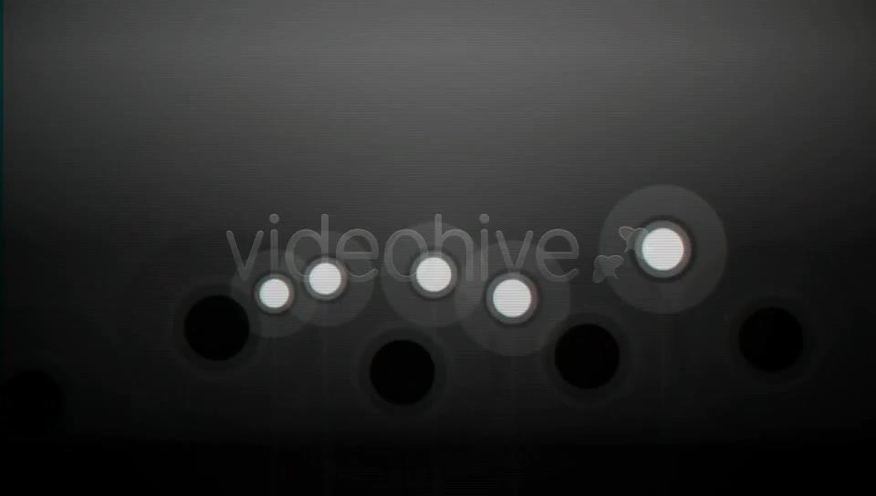 科技概念圆球时尚片头视频素材
