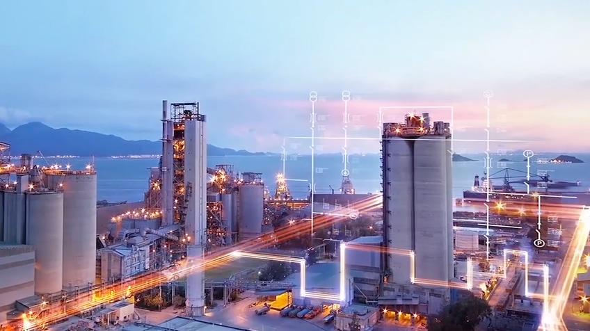 城市,发展,科技,互联网,网络,机房,环保,风力,风能,城市发展互联网+成果科技引擎高清视频素材视频素材