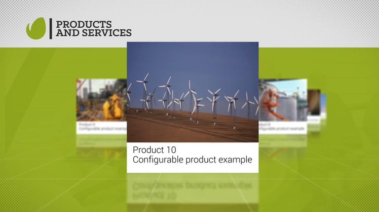商务,片头,业务,企业,主题,介绍,绿色环保,免费视频素材
