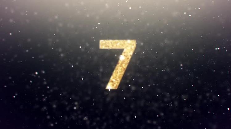 2019黄金粒子璀璨倒计时