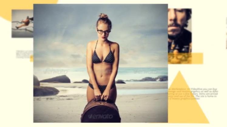 平铺,滑动,片头,介绍,杂志,摄影,广告,时尚,免费,时尚摄影广告杂志介绍平铺滑动片头视频素材