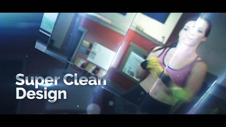 光线,蓝色,拉伸,运动,健身,邀请,翻转,空间翻转拉伸运动片头,免费视频素材