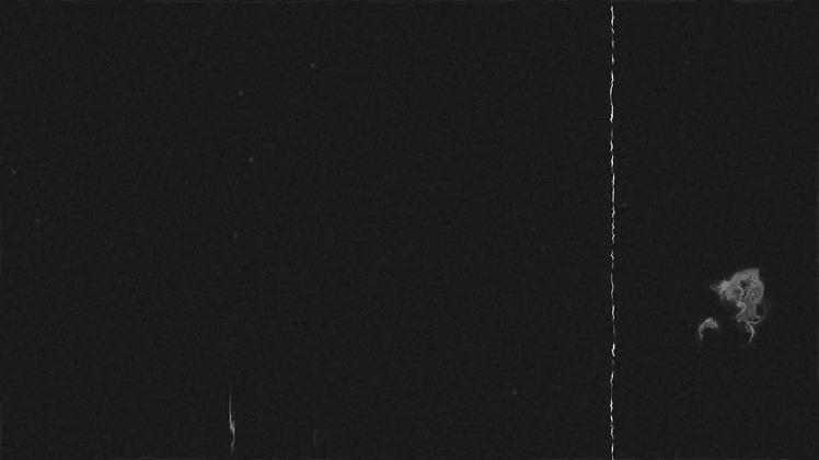 复古效果老电影信号线条随机特效