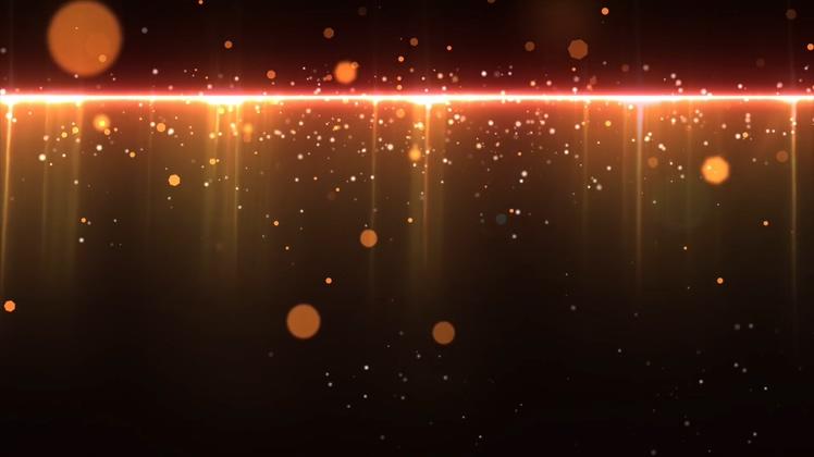 落幕,线条,背景,闪耀,粒子,幕布,光芒,绚丽,免费视频素材