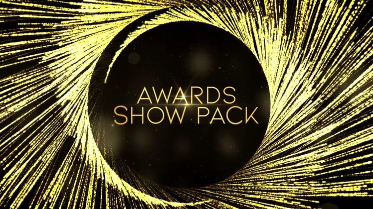 年会,颁奖,开场,金色,绚丽光芒金色光线年会开场片头视频素材