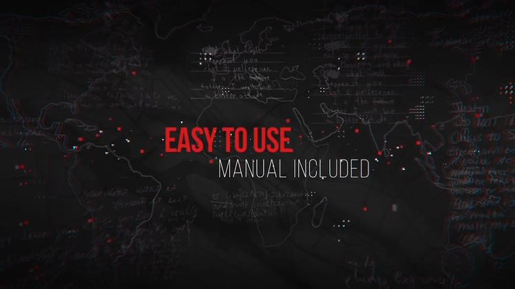 游戏人物电影预告国际地图片头