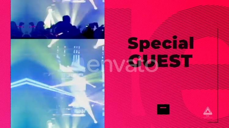 宣传,片头,音乐会,活力,节奏,音乐,免费视频素材