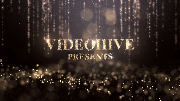 盛典,片头,尊贵,华丽,尊贵华丽金色年会颁奖盛典片头,免费视频素材
