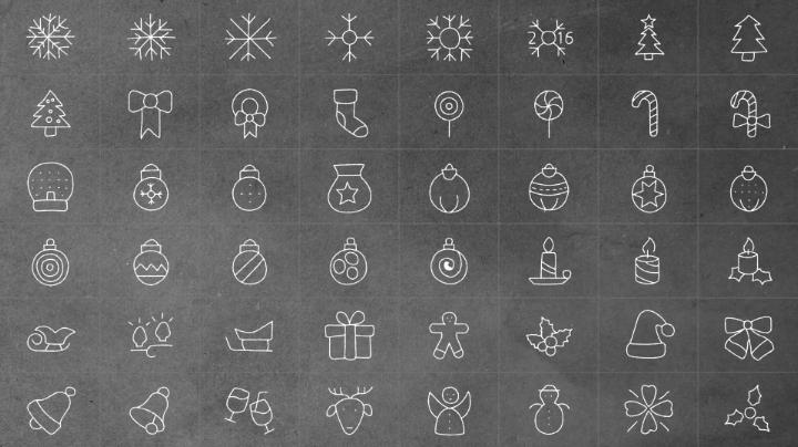 元素,合集,图形,动态,线条,手绘,免费视频素材