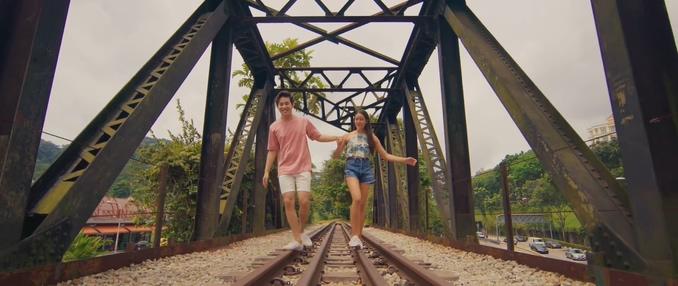 新加坡音乐青春风情城市旅游宣传高清