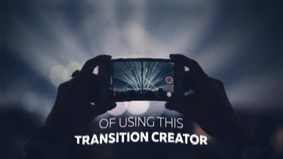 视频转场制作工具包 Transition Maker V1.1