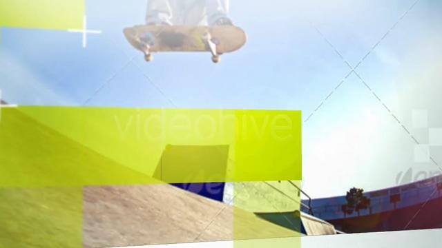 企业,模板,图像,旋转,三维,空间,免费视频素材