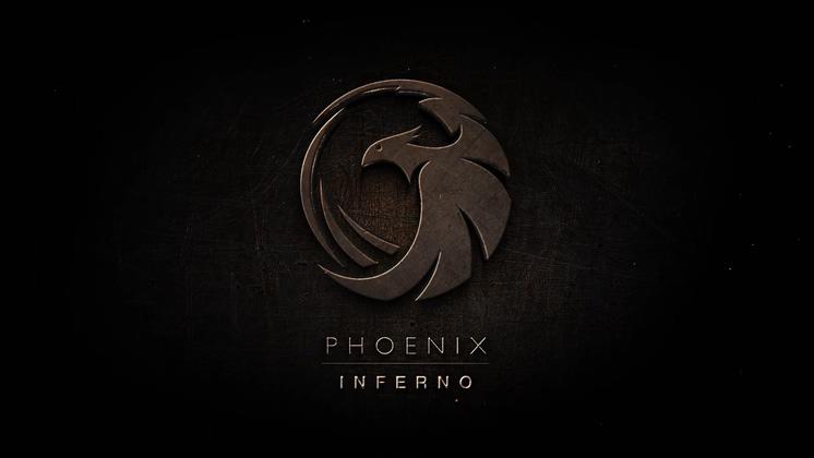 logo,片头,金属,渐显,神秘,暗黑,免费视频素材