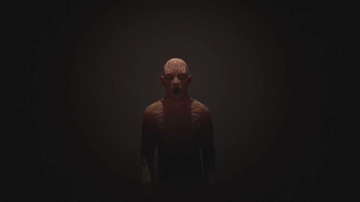 恐怖,标题,惊悚,免费视频素材