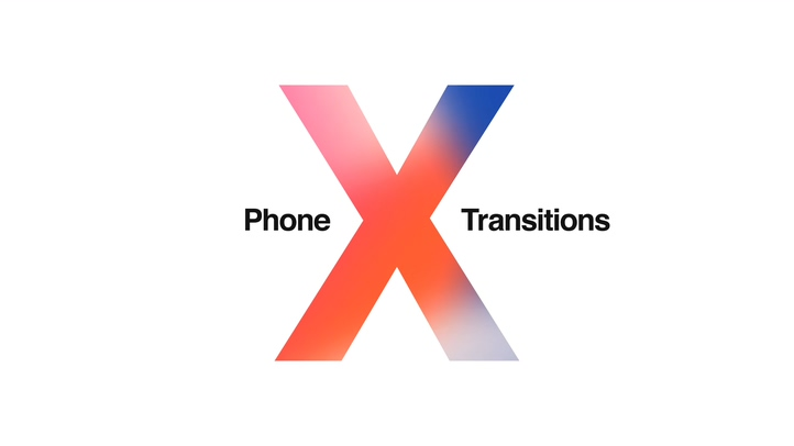 用苹果iPhoneX手机做vlog视频转场特效