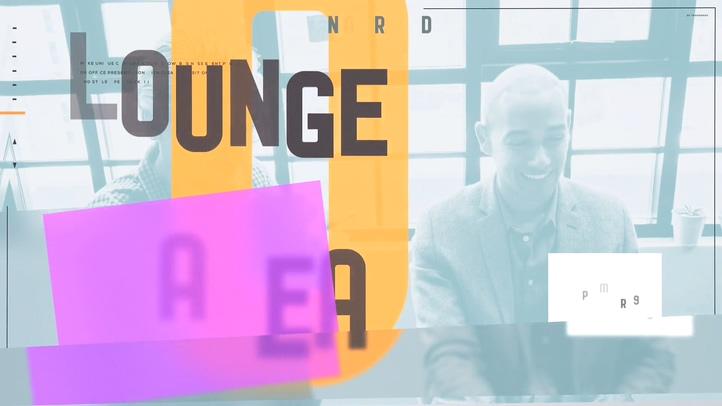 企业色块幻灯宣传业务24037056 business expo typography opener视频素材影视模板