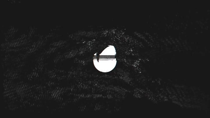 科技信号干扰机密档案片头logo