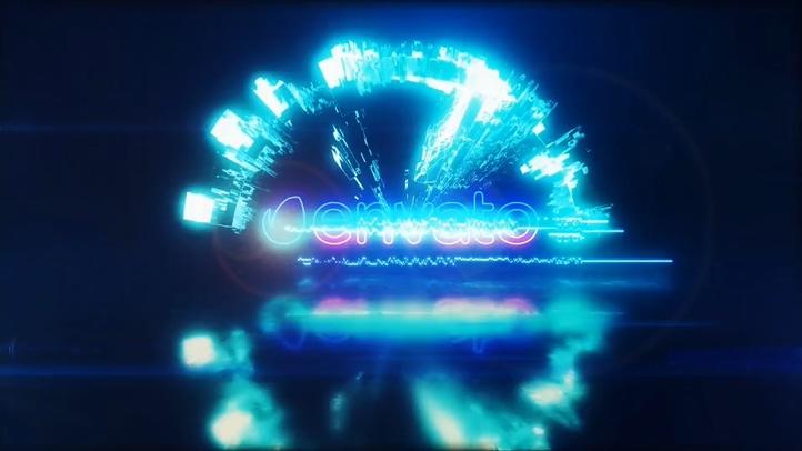 动画,logo,片头,干扰,闪烁,科技,电流,动感,动感科技电流闪烁干扰动画logo片头视频素材