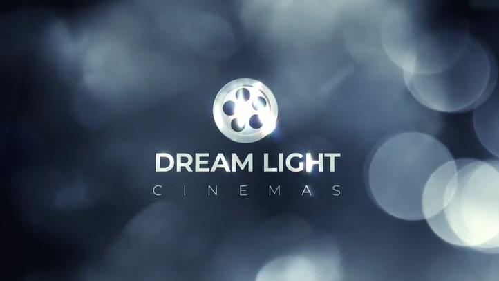 璀璨,闪烁,光耀,耀斑,辉光耀斑闪烁璀璨logo片头Bokeh Logo Revealers V1 24230229视频素材