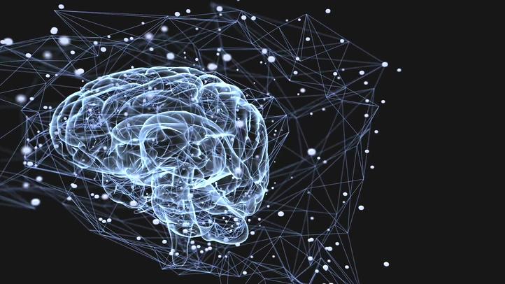 数据,概念,视频,素材,大健康,运算,点线,链接,科技,科技运算点线链接健康大数据概念视频素材视频素材