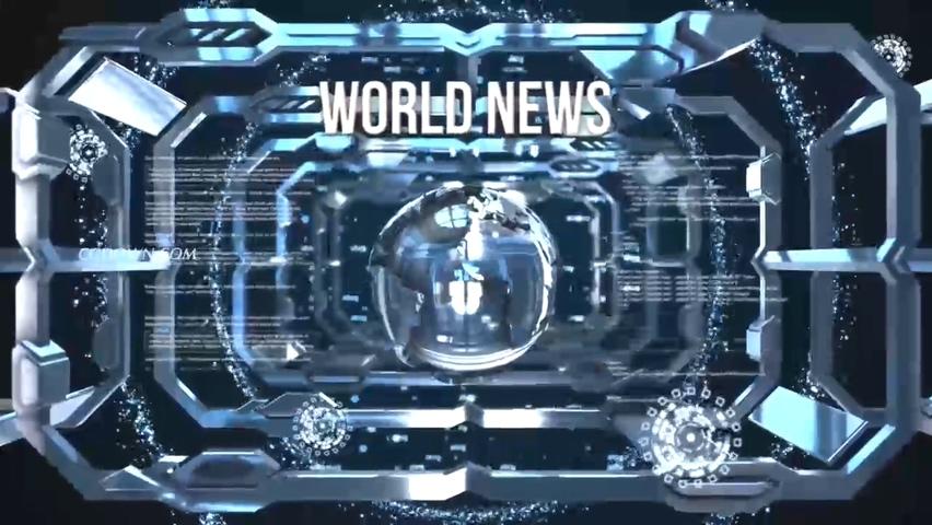 炫酷液态水银金属质感科技医学网络相关模型
