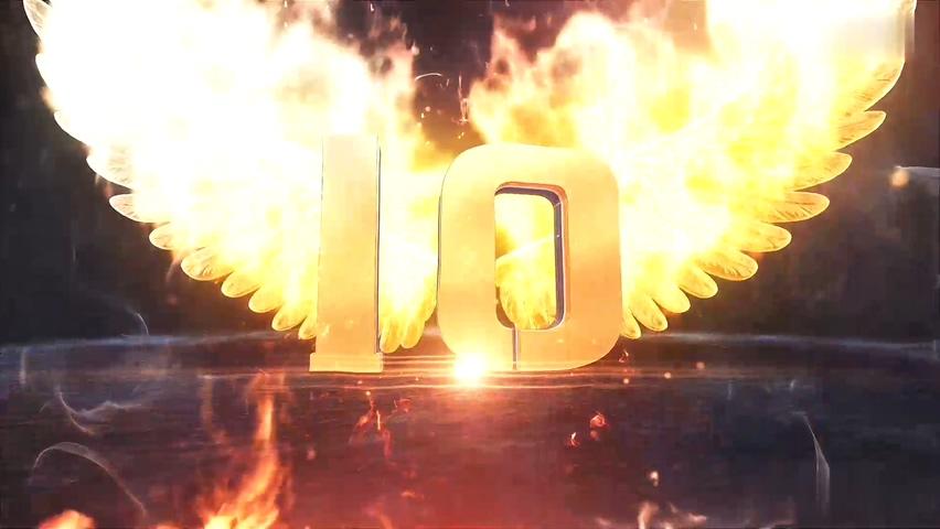 金字,翅膀,火焰,倒计时,爆炸,年会,典礼,大气爆炸金字火焰翅膀倒计时AE模板视频素材