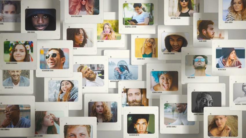 照片,汇聚,企业,logo,文化,精致照片汇聚logo片头,免费视频素材