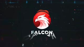 黑色科技数码评测logo视频素材影视模板