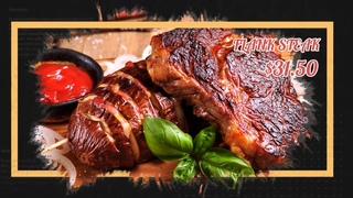 西餐,烹饪,美食,晕染,遮罩,西餐烹饪美食晕染遮罩介绍模板|DELICIOUS FOOD PROMO视频素材