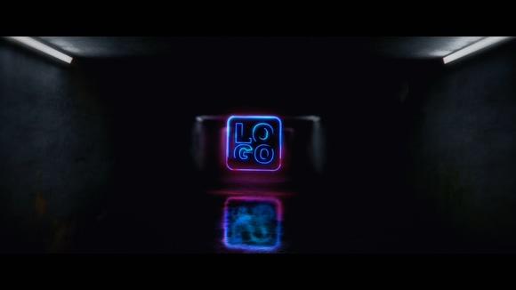 地洞隧道闪电能量logo片头|CINEMATIC LOGO REVEAL 25380358