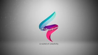 折纸,撕裂,logo,免费视频素材